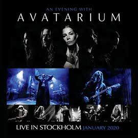 Avatarium – Live in Stockholm