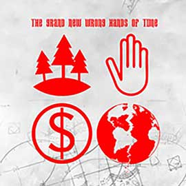 The Brand New Wrong – Hands Of Time